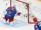 Ob Russland bei den Olympischen Winterspielen antreten wird, ist fraglich.