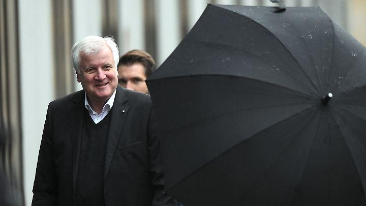 Seit 2008 bayerischer Ministerpräsident und CSU-Chef: Horst Seehofer.
