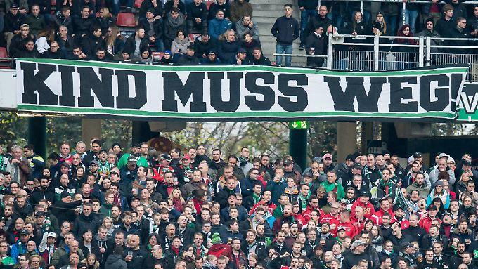 Die Übernahme durch den Hannover-96-Förderer Martin Kind spaltet den Klub.