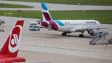 Kein Tarifvertrag: Eurowings schiebt Piloten nach Österreich