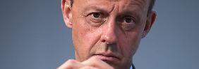 Brexit- und USA-Beauftragter: NRW-Regierung heuert Friedrich Merz an