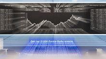 Der Börsen-Tag: Dax schaltet wieder in den Vorwärtsgang