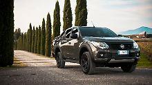 Nach dem SUV kommt der Pick-up. Mit dem veredelten Fiat Fullback Cross wollen die Italiener auch Alltagskunden ansprechen.