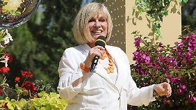 """Mit Mary Roos hält der Schlager bei """"Sing meinen Song"""" Einzug."""