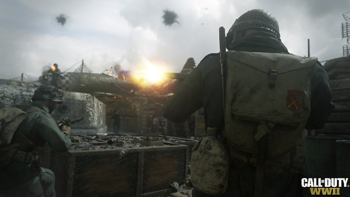 Im Einzelspielermodus wechseln sich Gefechte mit filmischen Szenen ab.