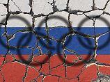Russland weist die Doping-Anschuldigungen zurück. Die Existenz eines Doping-Programms sei nicht bestätigt.