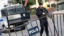 Der Tag: Razzia: Türkei fasst 101 mutmaßliche IS-Mitglieder
