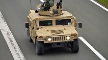 """Unerlaubt in """"Call of Duty""""?: Humvee-Bauer verklagt Ballerspiel-Firma"""