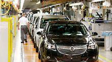 Drastischer Umbau geplant: Opel verzichtet vorerst auf Kündigungen