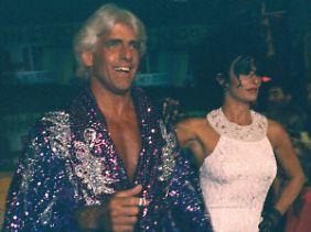 In den 80ern wurde Ric Flair als Wrestler zum Star.