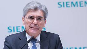 4000 Stellen gefährdet: 2018 wird für Siemens ein turbulentes Jahr