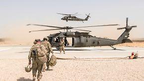 Kampf gegen erstarkte Taliban: Nato schickt 3000 zusätzliche Soldaten nach Afghanistan