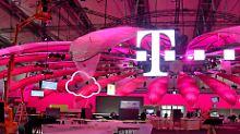 Prognose angehoben: Telekom stellt US-Tochter auf eigene Beine
