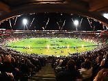 """Krieg in der Kuchenform: Neuseeland plant """"Schlacht"""" ums WM-Ticket"""