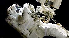 Riskante Reise zum Mars: Lange All-Aufenthalte verändern das Gehirn