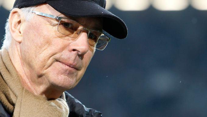 Welche Rolle spielte Franz Beckenbauer bei der bislang nicht nachvollziehbaren Überweisung?