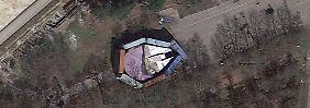 Nicht gut genug versteckt: Millennium-Falke bei Google-Maps entdeckt