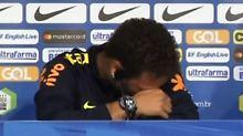 """""""Keine Geschichten erfinden"""": Nationalcoach bringt Neymar zum Weinen"""
