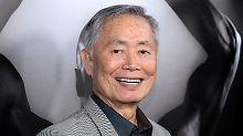 Missbrauchsdebatte in Hollywood: Takei weist Belästigungsvorwurf zurück