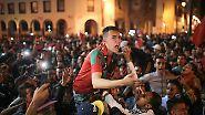 Noch etwas länger mussten marokkanische Fußball-Fans auf eine WM-Teilnahme warten. Die Nordafrikaner sind erstmals seit 1998 wieder für eine Endrunde qualifiziert. Insgesamt ist es für Marokko die fünfte WM.