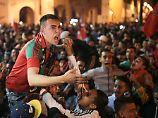 Auch Tunesien in Russland dabei: Ex-Bayer führt Marokko gegentorlos zur WM