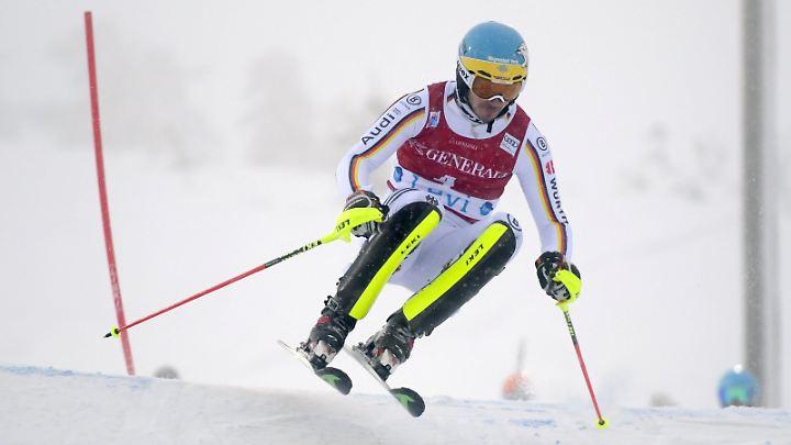 War am Ende der schnellste auf der Piste: Felix Neureuther