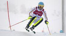 Weltcup-Slalom in Finnland: Felix Neureuther gewinnt Rennwinter-Auftakt