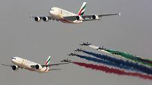 40 Dreamliner für Emirates: Boeing sticht Airbus in Dubai aus