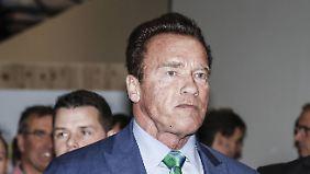 Weltklimakonferenz in Bonn: Schwarzenegger will sich von Zweiflern nicht beirren lassen