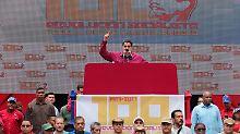 Denkzettel für Präsident Maduro: EU verhängt Sanktionen gegen Venezuela