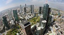 In Frankfurt beobachtet mit Argusaugen die Basel-III-Verhandlungen.
