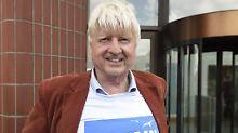 Überraschender Kandidat: Boris Johnsons Vater geht in den Dschungel