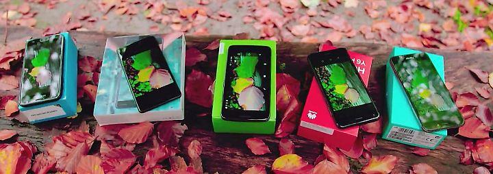 n-tv Ratgeber: Smartphones für unter 200 Euro überzeugen