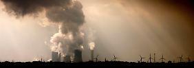 Schock während Klimakonferenz: CO2-Ausstoß steigt wieder