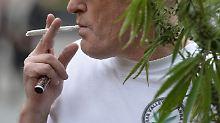 Forsa-Umfrage: Mehrheit ist gegen Cannabis-Freigabe