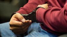 Mordprozess in Freiburg: Hussein K. unternimmt Suizidversuch