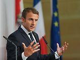 Zu wenig Basisdemokratie: 100 Mitglieder wollen Macron-Partei verlassen