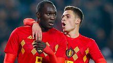 """Der Sport-Tag: Medien: Fifa """"klaut"""" Lukaku einen Rekord"""