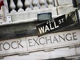 Ernüchterung über Steuerreform: Wall Street setzt Talfahrt fort
