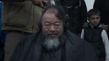 """Ai Weiwei zeigt """"Human Flow"""": """"Es ist einfach nur schändlich!"""""""