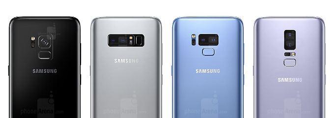 Samsung feilt am Super-Phone: Galaxy S9 muss ein Meisterstück werden