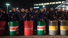 Widerstand gegen Stellenabbau: Siemens stehen unruhige Wochen bevor