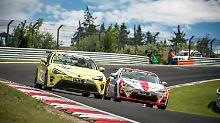 Der Toyota GT86 CS-Cup ist mit 58.000 Euro de Renneinstieg für Sparfüchse.