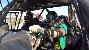 Staub und Spektakel in Mexiko: Baja 1000 bringt Rallyefahrer ins Schwitzen
