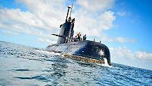 Suche nach argentinischem U-Boot: Roboter findet anderes gesunkenes Schiff