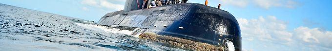 Der Tag: 21:49 U-Boot mit 44 Besatzungsmitgliedern wird vermisst