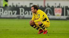 Schlecht für BVB und WM-Kader: Götze fällt Rest der Hinrunde verletzt aus