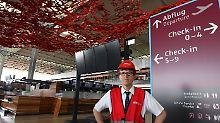 Flughafenchef Engelbert Lütke Daldrup muss Dampf machen. Die Zeit drängt.