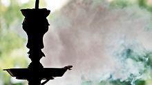 Ärzte fordern Melder: Hohe Kohlenmonoxid-Werte in Shisha-Bars