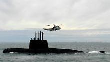 """Argentinische """"ARA San Juan"""": Militär empfängt mögliche Signale von U-Boot"""